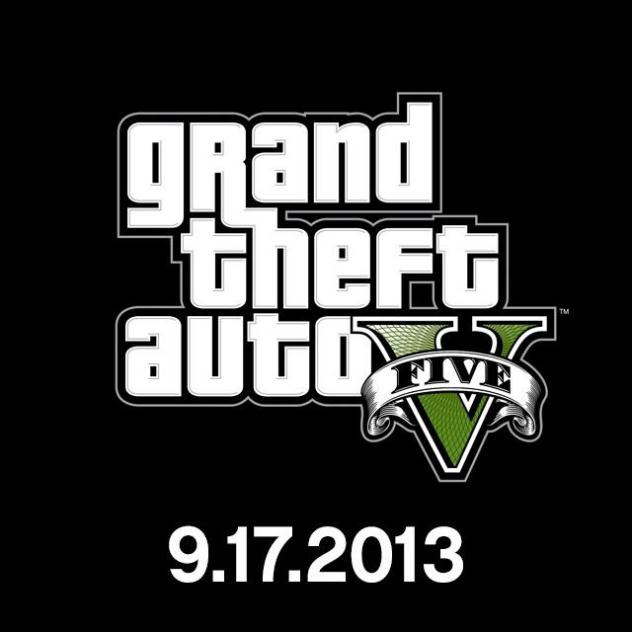 The oficial release date of GTA V